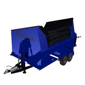 FleXiever MOBILE zeefmachine