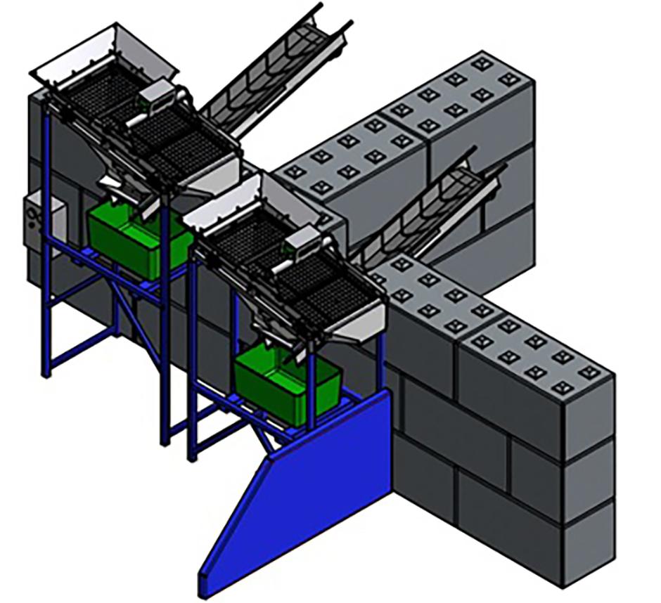 FleXiever Mini Screener XL zeefmachine