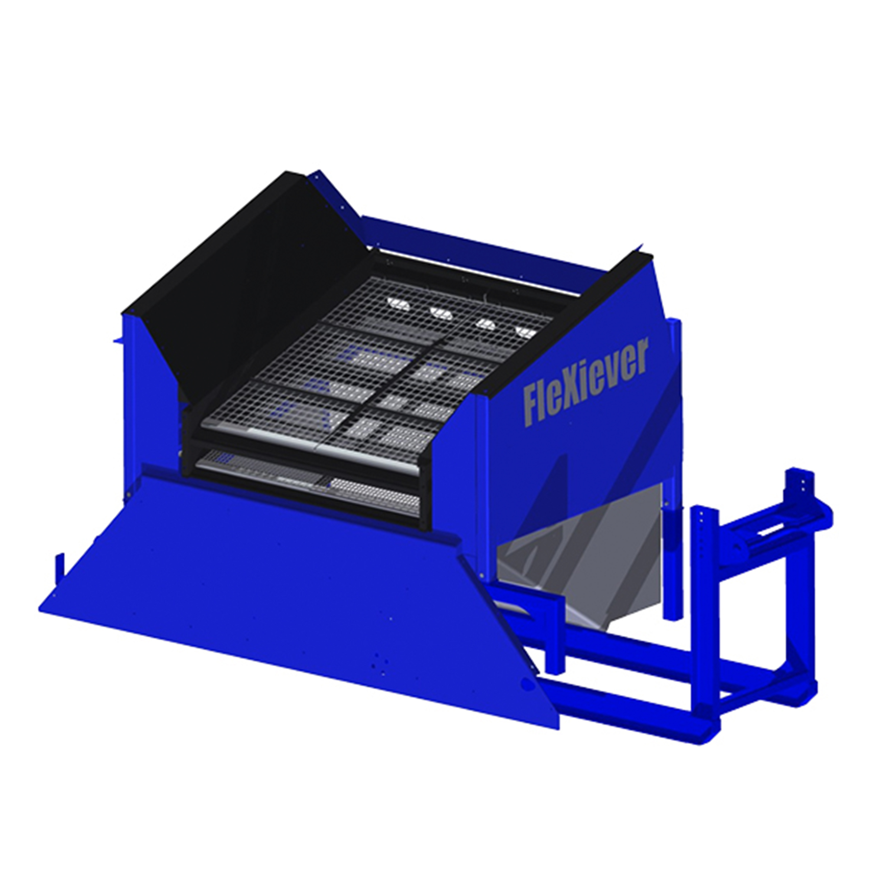 FleXiever Skid Fixed screener