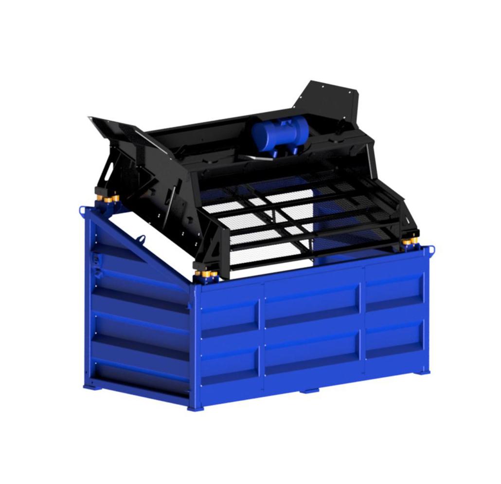 FleXiever MS30 screening machine