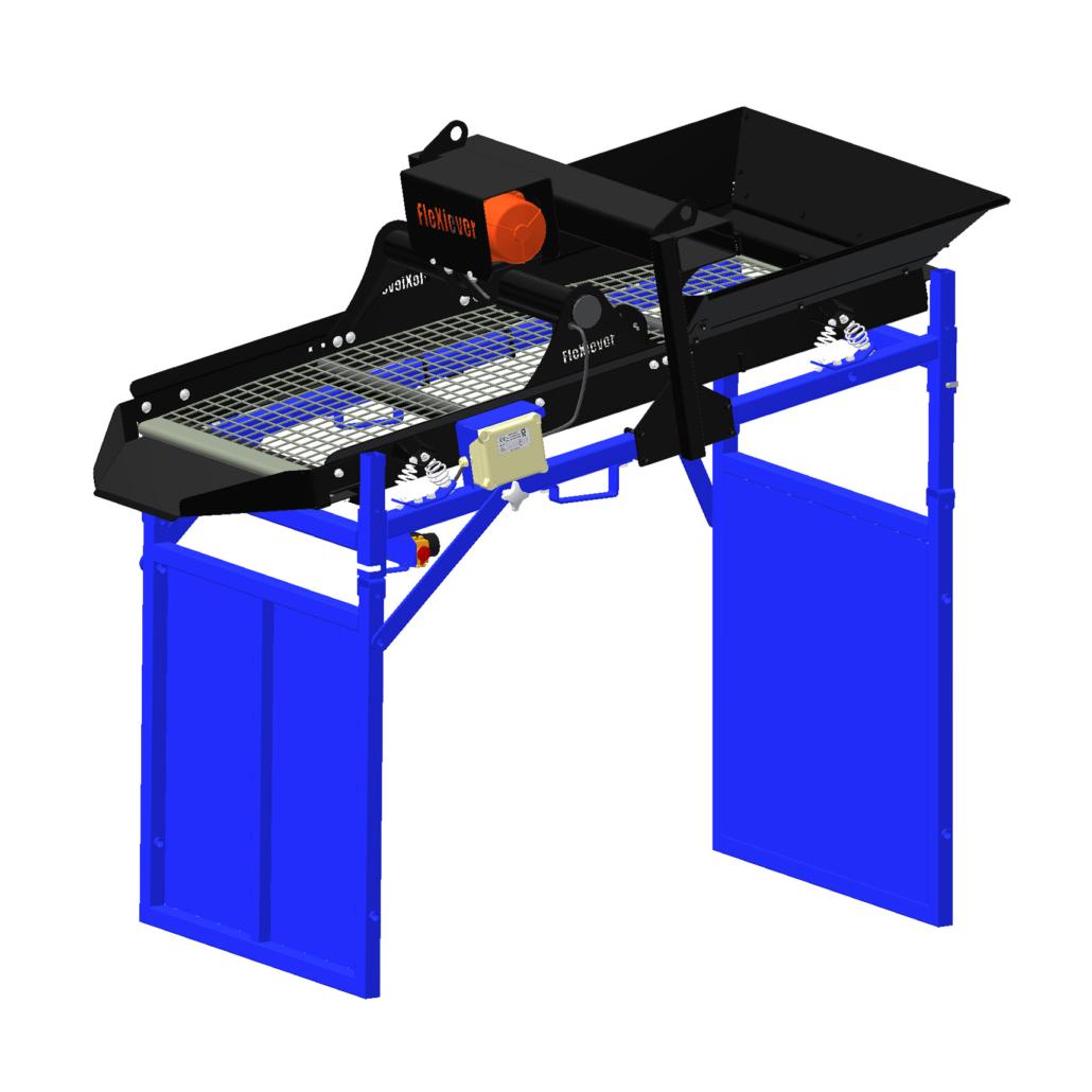 FleXiever Mini Screener Fixed screener machine