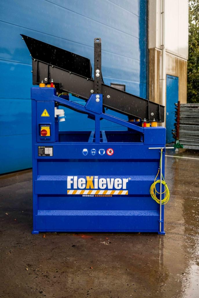 FleXiever MS05 cribleuse