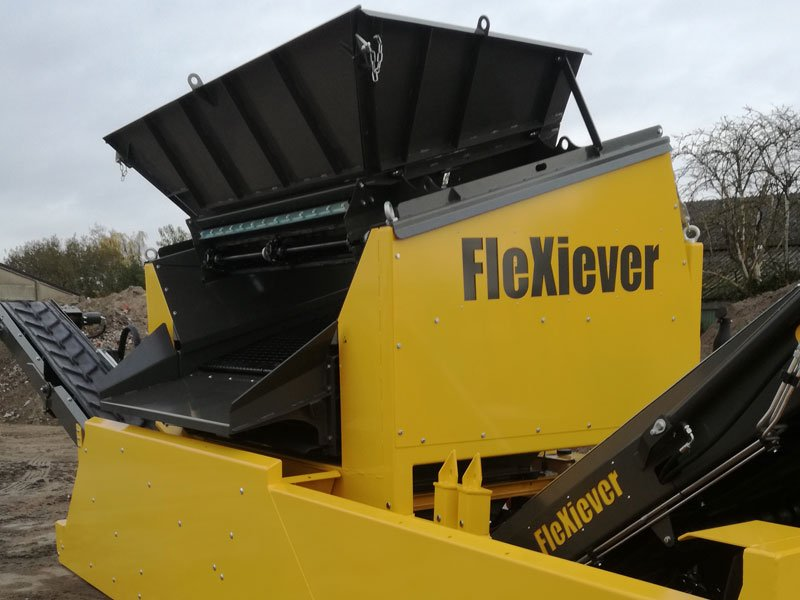 FleXiever zeefmachines op maat