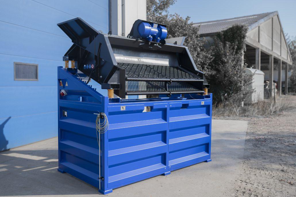 FleXiever zeefmachine MS20