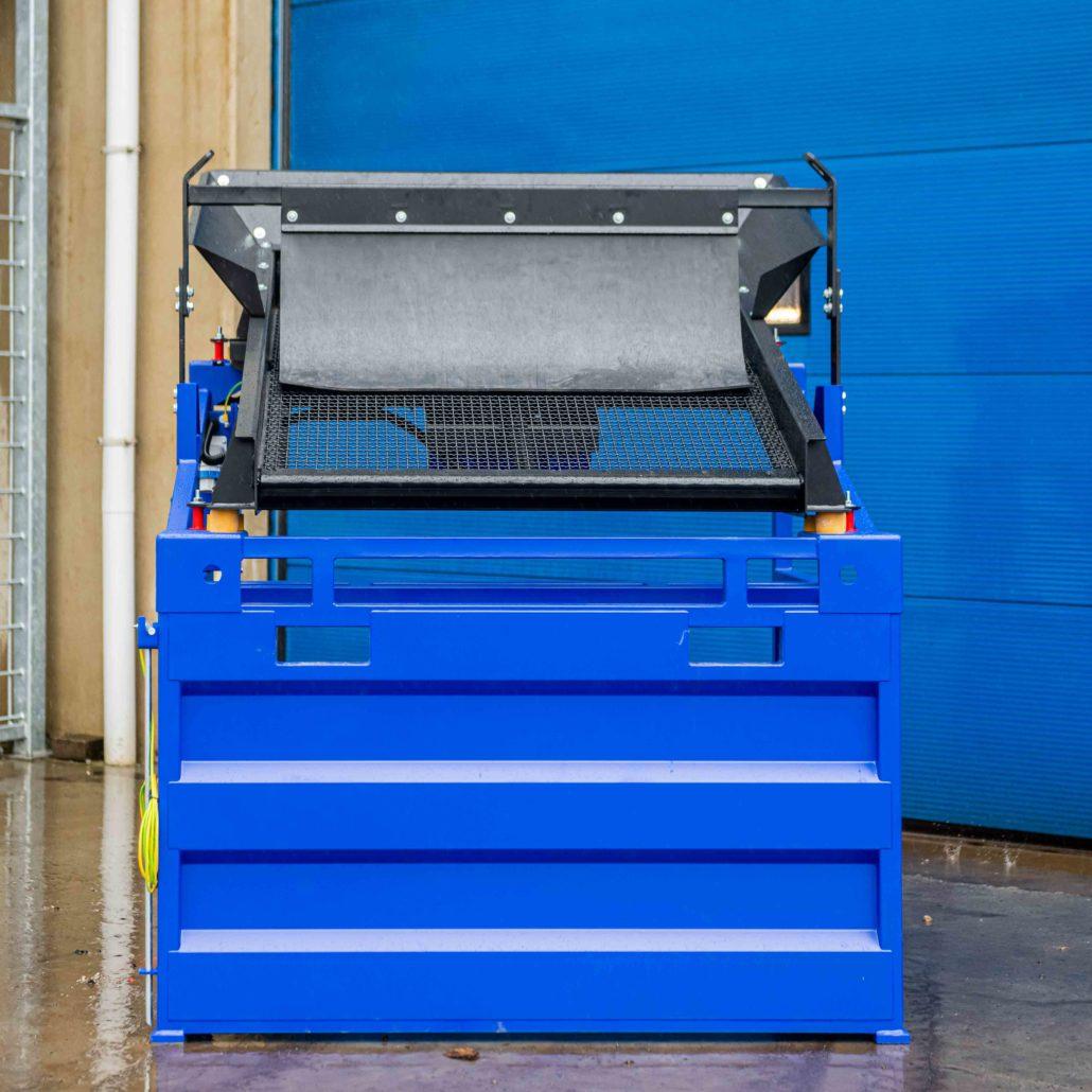 FleXiever MS05 zeefmachine