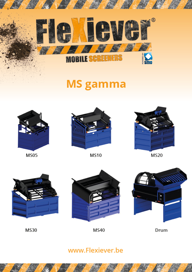FleXiever MS gamma folder